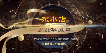 2020年最好京东社交电商:京东官方旗下东小店