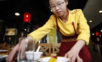 大学生做餐饮店服务员能挣多少钱?分享我的真实经历