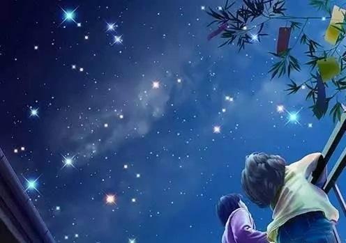 你有多久没抬头看天上的星星了